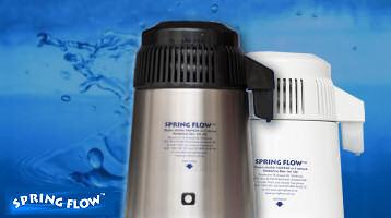 Springflow Australia Water Distillers